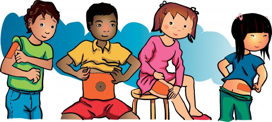 UGG bottes bon marché pour les enfants
